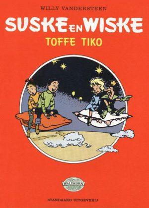 Suske en Wiske - Toffe Tiko (Uitgave Waldkorn)