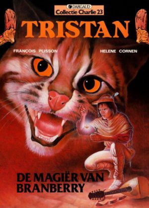 Collectie Charlie 23 - Tristan, De magiër van Branberry