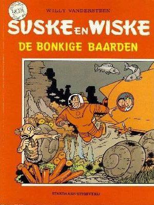Suske en Wiske 206 - De bonkige baarden (1e Druk)