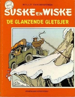 Suske en Wiske 207 - De glanzende gletsjer (1e Druk)