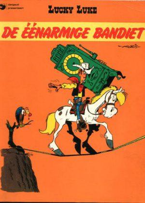 Lucky Luke 20 - De éénarmige bandiet