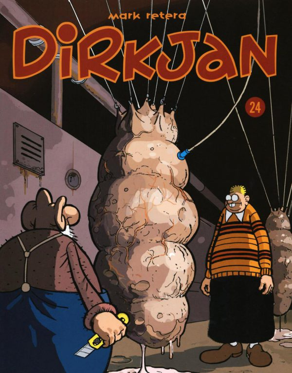 Dirkjan - Deel 24 (SC)