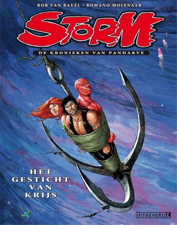 Storm 31 - Het gesticht van Krijs (SC)