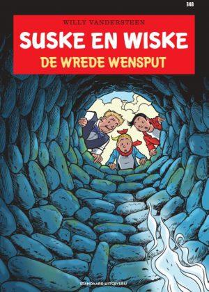 Suske en Wiske 348 - De wrede wensput (SC)