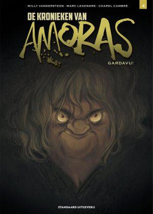 Kronieken Amoras 4 - Gardavu! (SC)