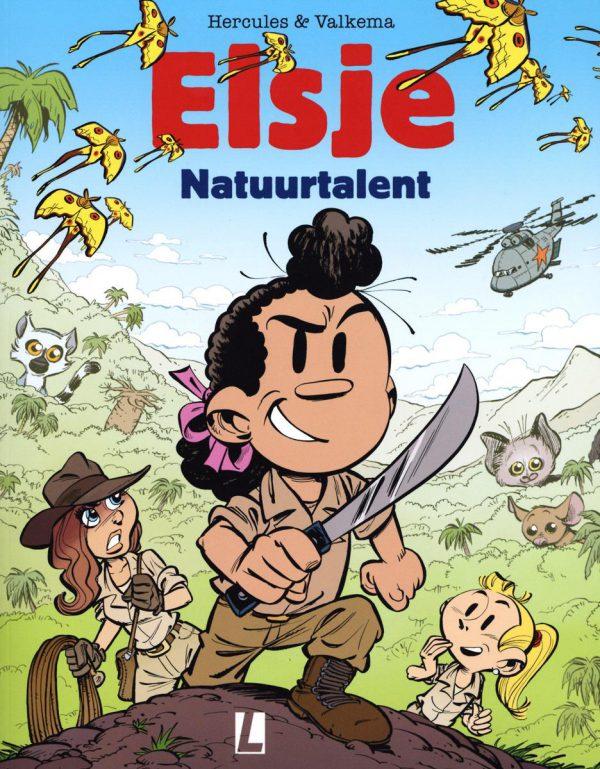 Elsje 7 - Natuurtalent (SC)