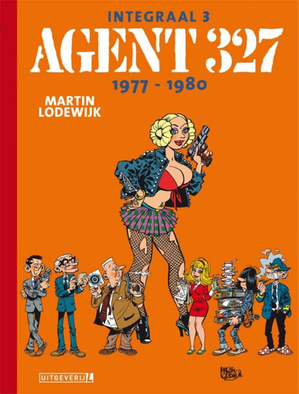 Agent 327 - Integraal 3 / 1977-1980 (HC)