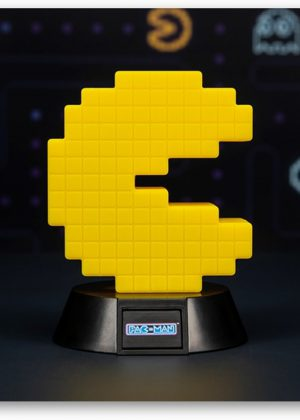 Pac Man: Pac Man Icon Light