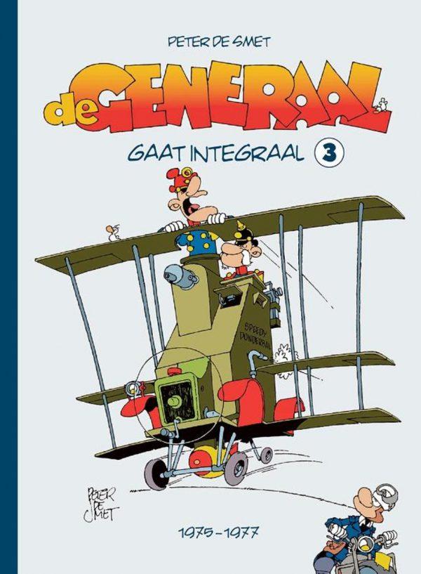 De Generaal gaat Integraal 3 (HC)