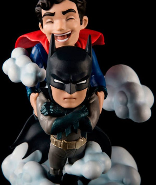 DC: Justice League - World's Finest - Batman & Superman Q-Fig
