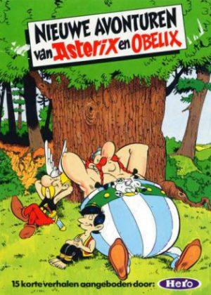 Nieuwe avonturen van Asterix en Obelix (Uitgave Hero)