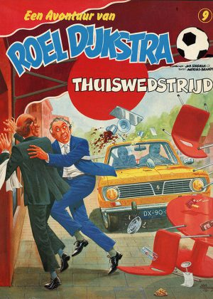 Roel Dijkstra 9 - Thuiswedstrijd