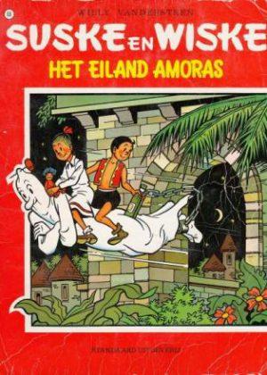 Suske en Wiske 68 - Het eiland Amoras