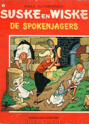 Suske en Wiske 70 - De spokenjagers