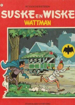 Suske en Wiske 71 - Wattman