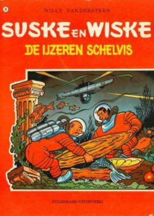 Suske en Wiske 76 - De ijzeren schelvis