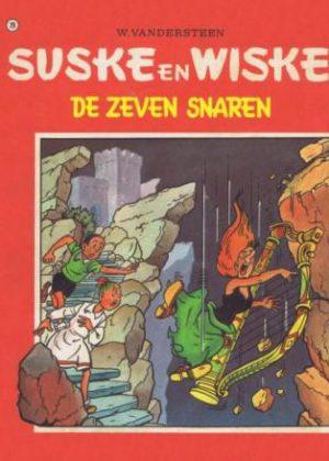 Suske en Wiske 79 - De zeven snaren