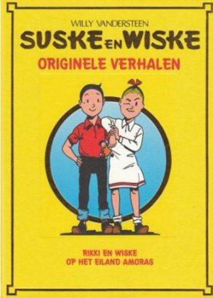 Suske en Wiske Originele Verhalen (Hardcover)