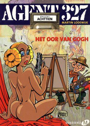 Agent 327 Dossier 18 - Het oog van Gogh