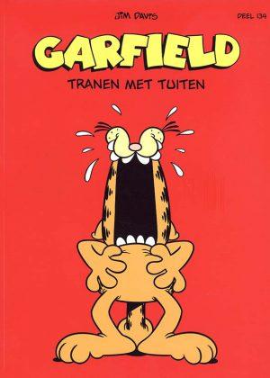 Garfield 134 - Tranen met tuiten