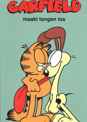 Garfield 106 - Maakt tongen los