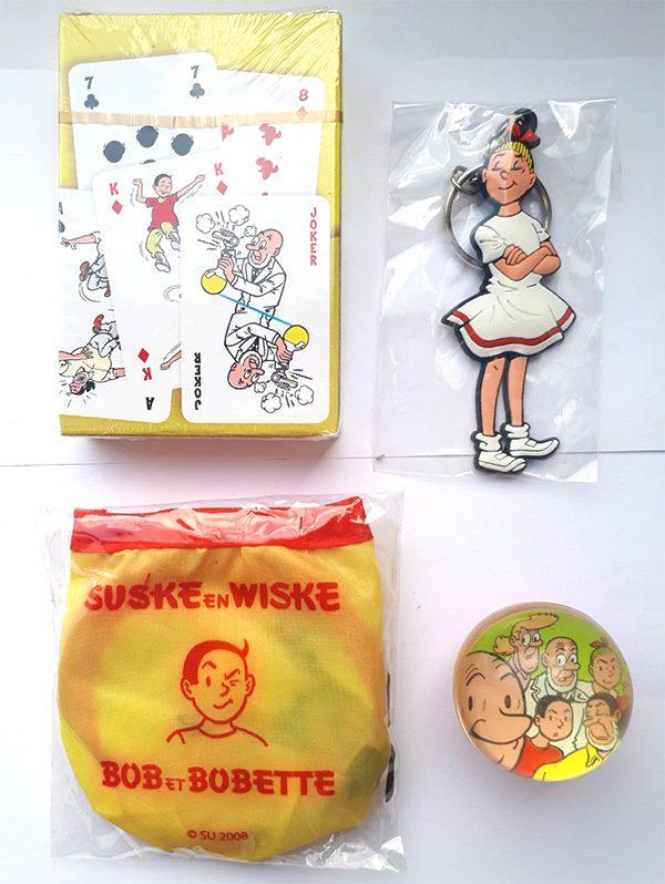 Suske en Wiske pakket 1
