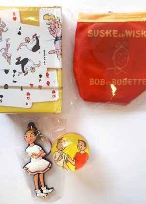 Suske en Wiske pakket 2