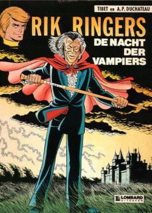 Rik Ringers - De nacht der vampiers