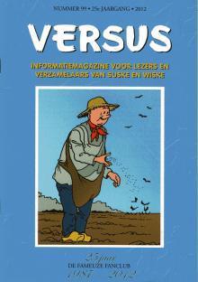 Versus Nr. 99 - 25e jaargang - 2012