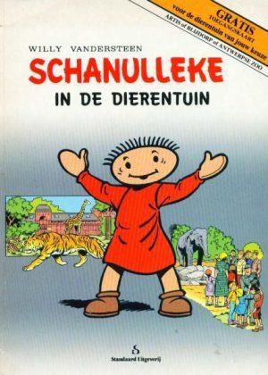 Schanulleke - In de dierentuin (2e hands)