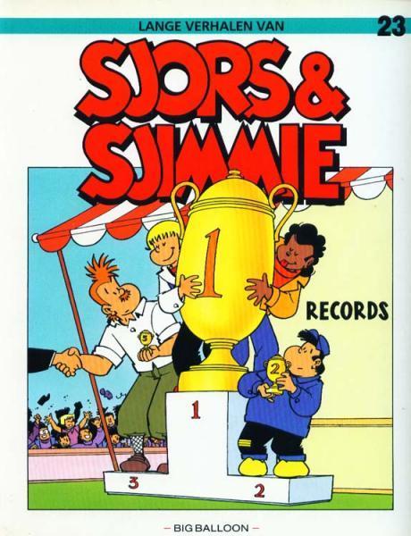Sjors en Sjimmie - Records