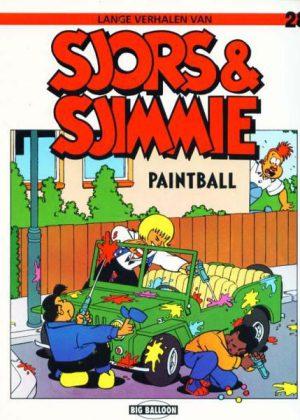 Sjors en Sjimmie - Paintball
