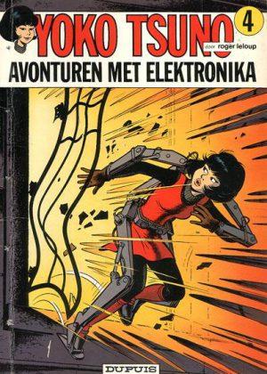 Yoko Tsuno - Avonturen met elektronika