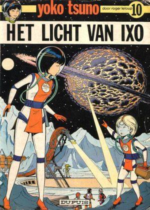 Yoko Tsuno - Het licht van Ixo