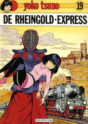 Yoko Tsuno - De Rheingold-Express