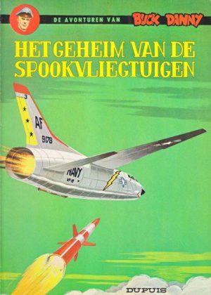Buck Danny 33 - Het geheim van de spookvliegtuigen