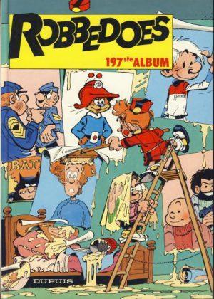 Robbedoes 197ste album