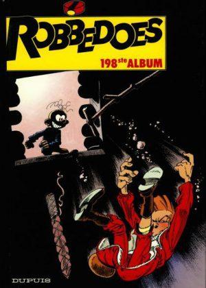 Robbedoes 198ste album