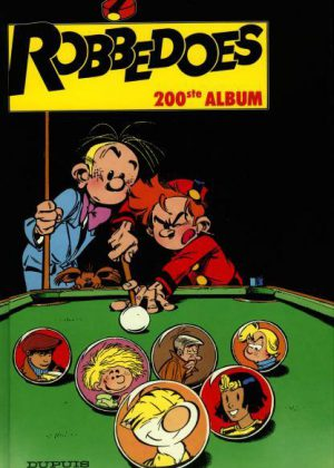 Robbedoes 200ste album