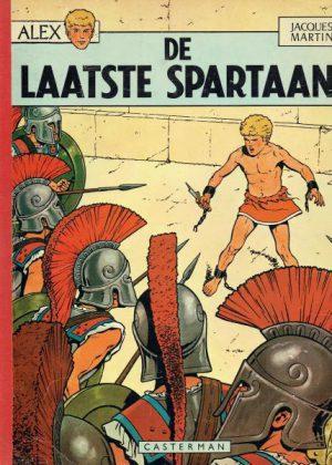 Alex 7 - De laatste Spartaan