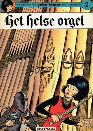 Yoko Tsuno - Het helse orgel