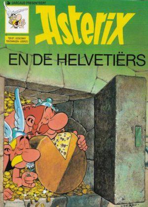 Asterix en de Helvetiërs (groen)