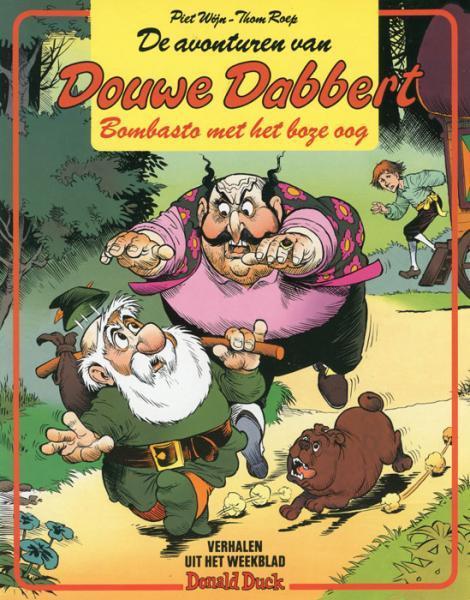 Douwe Dabbert - Bombasta met het boze oog