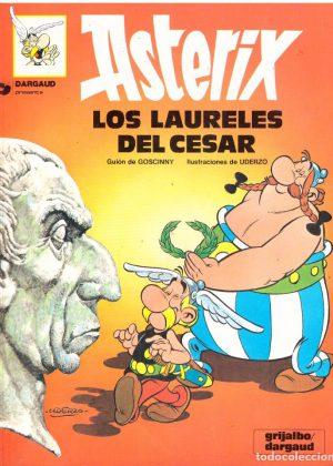 Asterix - Los Laureles Del Cesar