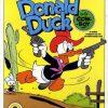 Donald Duck als cowboy