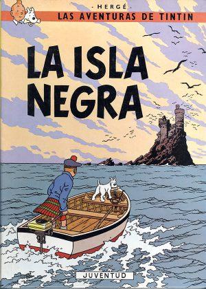 Kuifje 6 - La Isla Negra