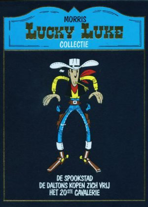 Lucky Luke Collectie 18 – (HC)