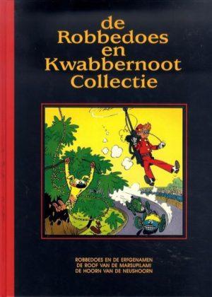 De Robbedoes en Kwabbernoot Collectie - Deel 2 (HC)