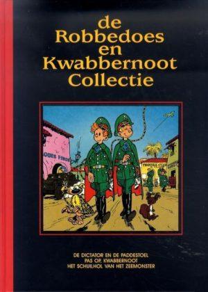 De Robbedoes en Kwabbernoot Collectie - Deel 3 (HC)