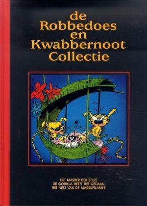 De Robbedoes en Kwabbernoot Collectie - Deel 4 (HC)